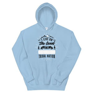 Land Acknowledgment Teen/Grownup Hoodie