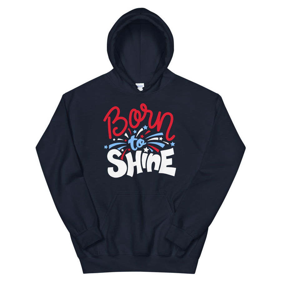 Born To Shine Teen/Grownup Hoodie