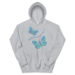 Catch Me If You Can Teen/Grownup Hoodie