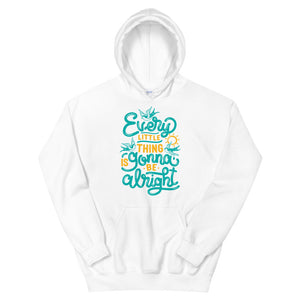 Every Little Thing Is Gonna Be Alright Teen/Grownup Hoodie