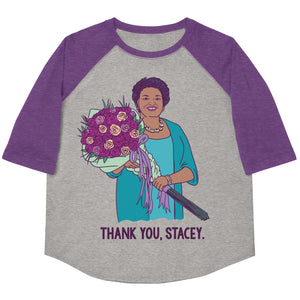 Thank You, Stacey Youth Baseball Tee