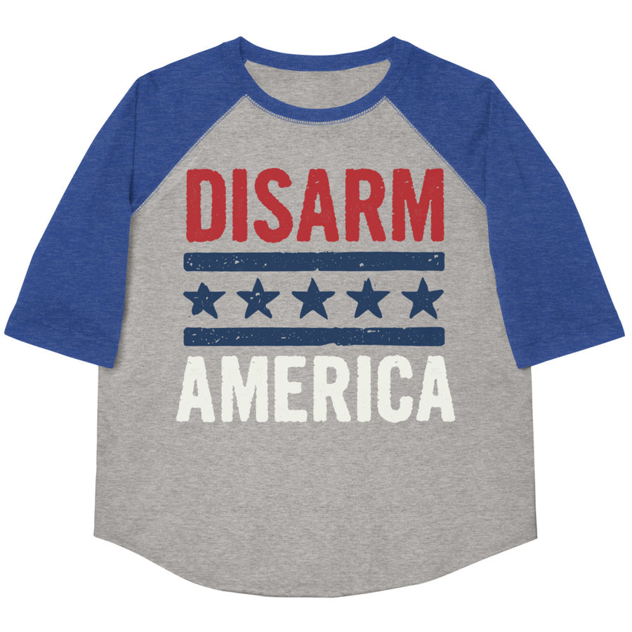 Disarm America Youth Baseball Tee