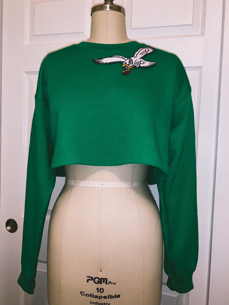 Kelly Green Sweatshirt