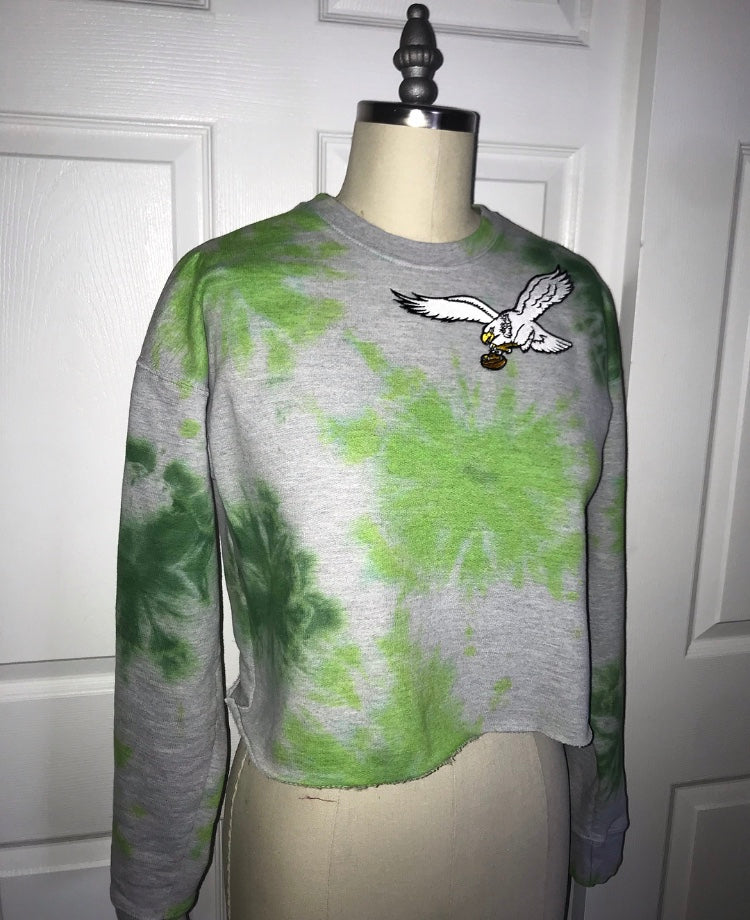 Gray Eagles Sweatshirt