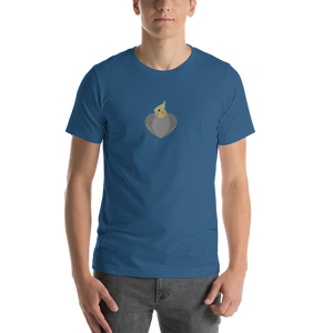 Heartwings Cockatiel Hen T-Shirt