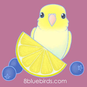 Lemon Blueberry P'let T-Shirt