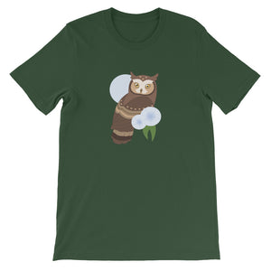 Horned Night Owl T-Shirt
