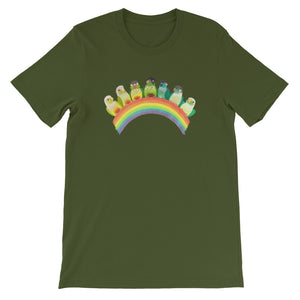 Conure Rainbow T-Shirt