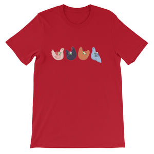 Berry Chickens T-Shirt
