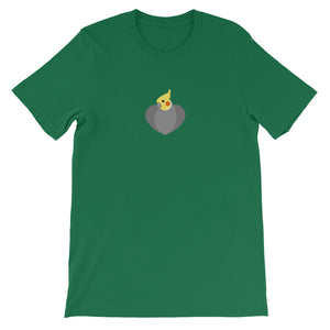 Heartwings Cockatiel T-Shirt