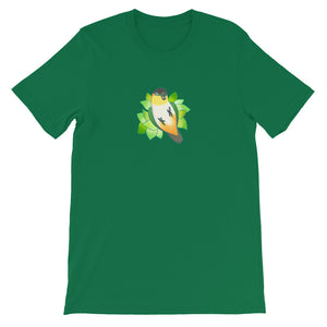 Playful Caique T-Shirt (BCC)