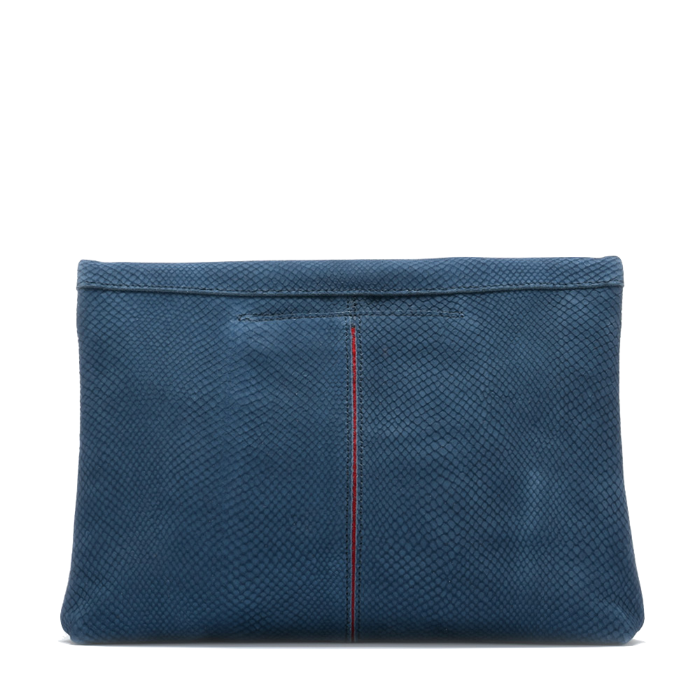 Indigo Large VIP Clutch