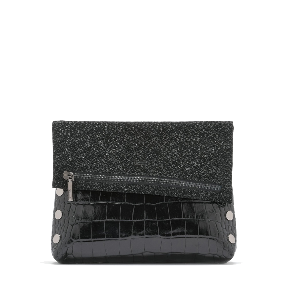 Black VIP Half Pipe Clutch