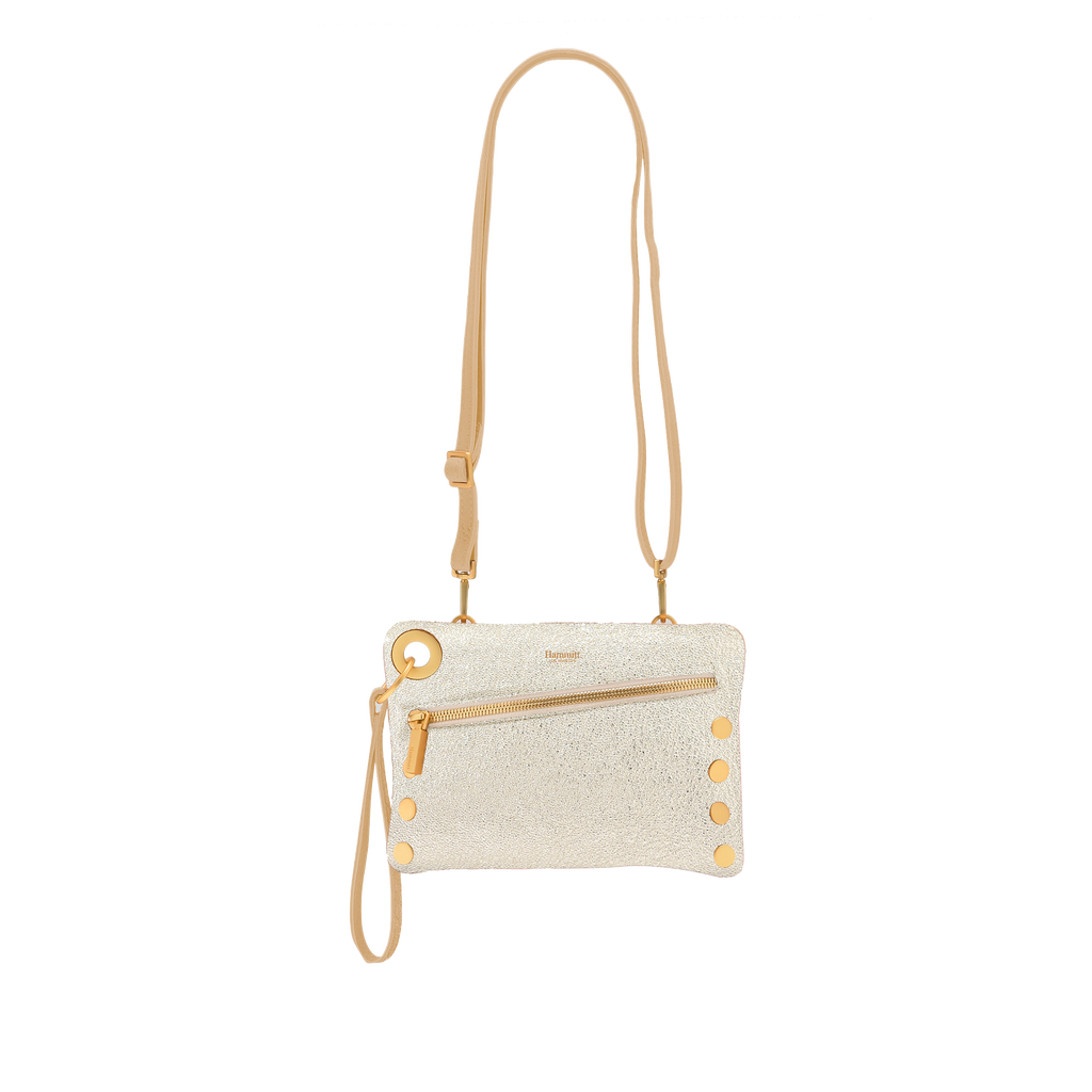 Golden Coast Nash Crossbody Clutch