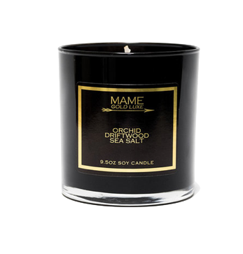 Egyptian Amber Vanilla Balsam Soy Candle
