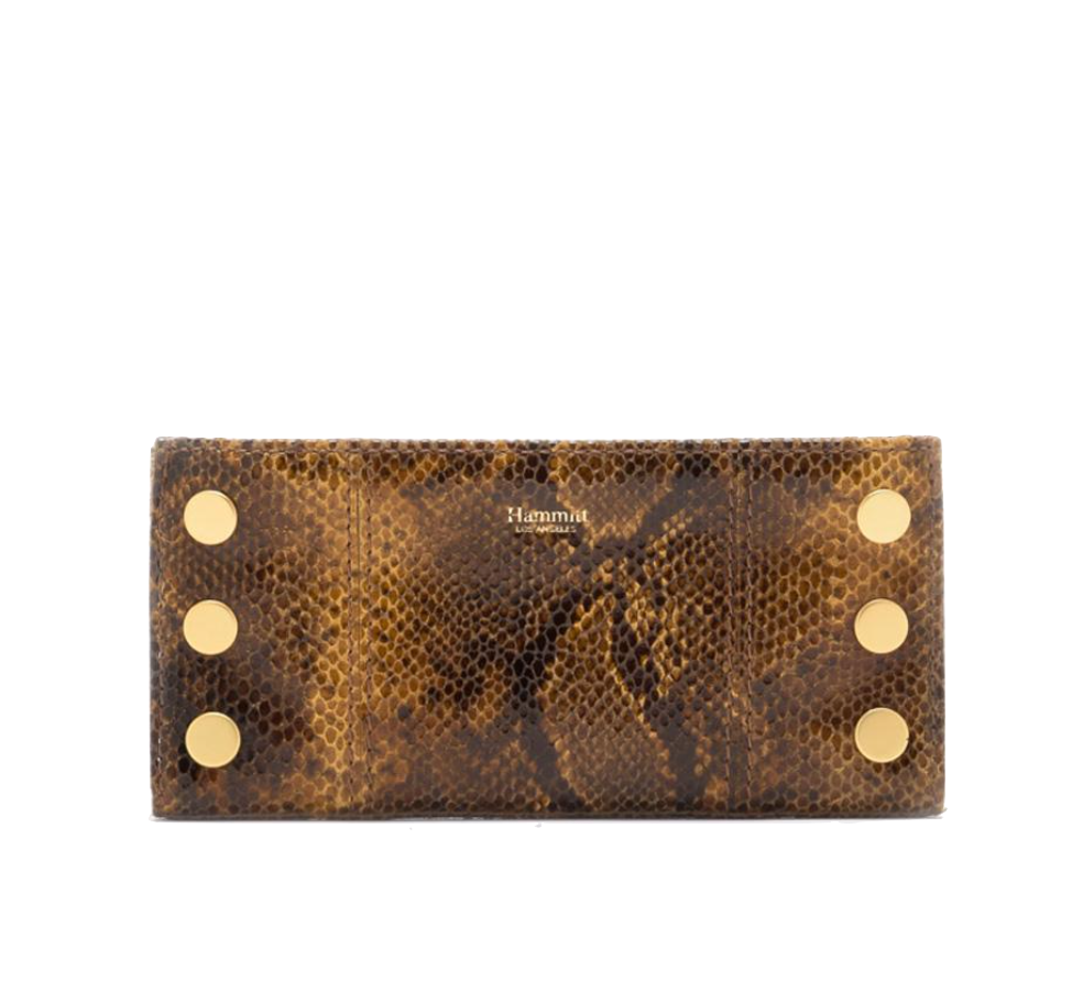 Mendocino/Brushed Gold North 110 Wallet