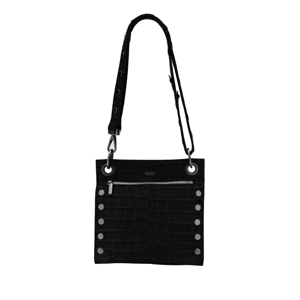 Black Diamond Tony Medium Crossbody