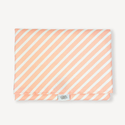 Simple Change Pad - Blush Stripe - Barna & Co