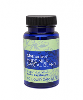 Motherlove More Milk Plus Special Blend - Barna & Co