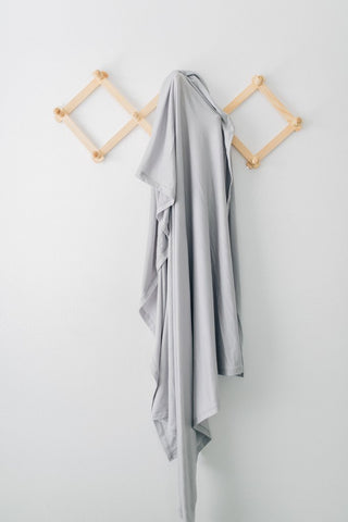 Stretch Swaddle - Stone - Barna & Co