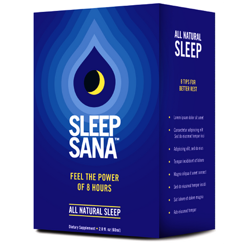 SLEEPSANA SLEEP DROPS 60 DAY SUPPLY