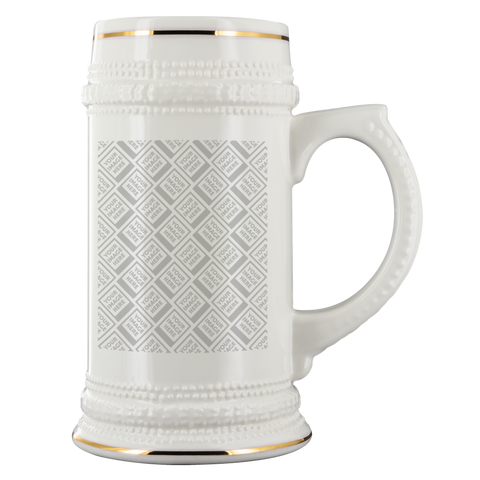 Custom Beer Stein with personalization - $ 24.99 - Sisupplies.com