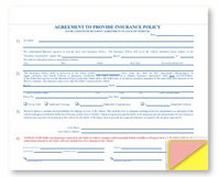 AGREEMENTS TO PROVIDE INSURANCE (100) - Sisupplies.com