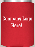 Custom Koozies with your logo or message $0.69 Each - Sisupplies.com
