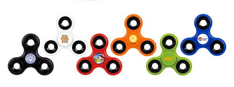 Spinners NEW PROMO ITEM! Min. Qty 100 $ 2.99/Each - Sisupplies.com