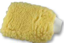 MAKE READY GOLD WASH MITT WITH CUFF 3pack - Sisupplies.com