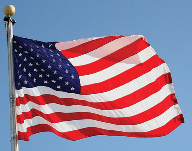 AMERICAN FLAG - U.S. FLAG  MADE IN THE USA - Sisupplies.com