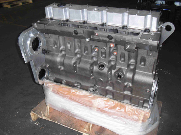New Cummins 6C, 6CT, 6CTA 8.3L Long Block Engine No Core Required