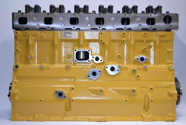 Caterpillar 3406E Reman Engine Block