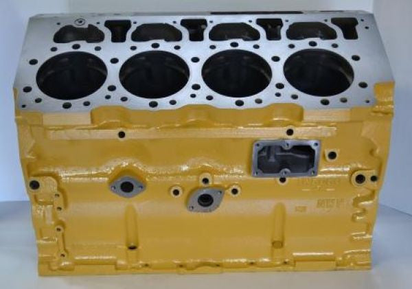 Caterpillar 3408B Reman Engine Block