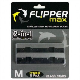 Flipper replacement blades