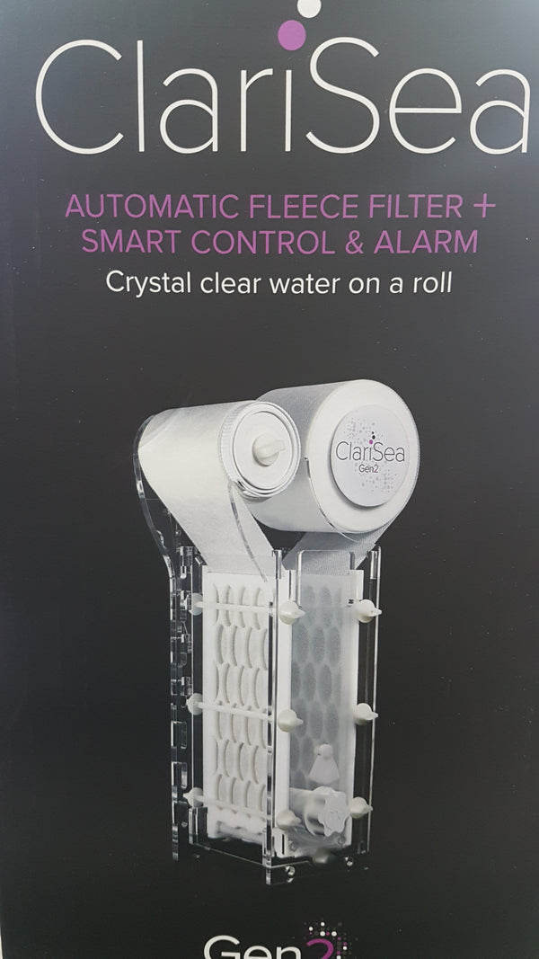 CLARISEA SK-3000 AUTO FLEECE FILTER & ALARM