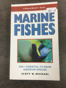A pocketexpert guide marine fishes book