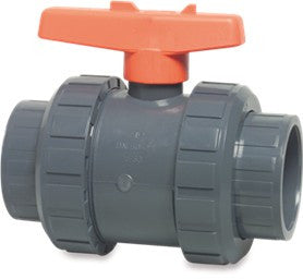 Ball Valve Solvent Weld PVC Fitting