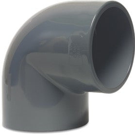 Elbow 90 Deg Solvent Weld PVC Fitting