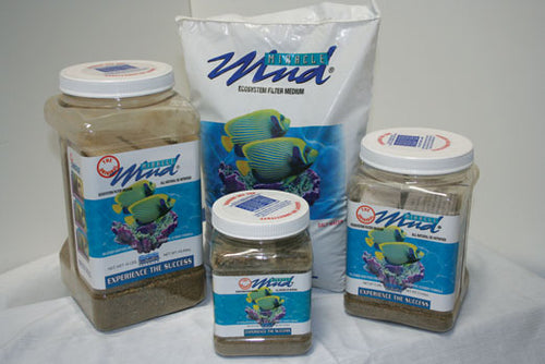 Miracle mud for adding essential marine trace elements