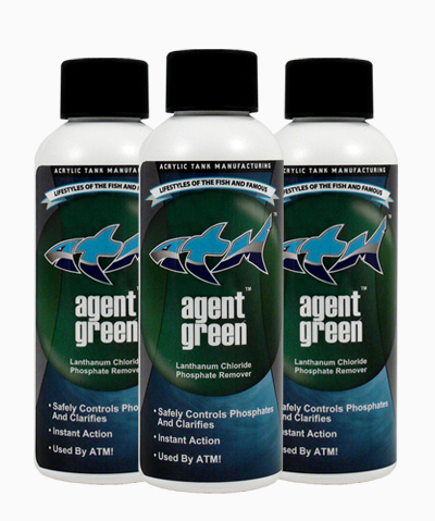 ATM Agent Green phosphate remover