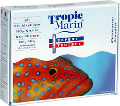 test kit for marine tanks tropic marin