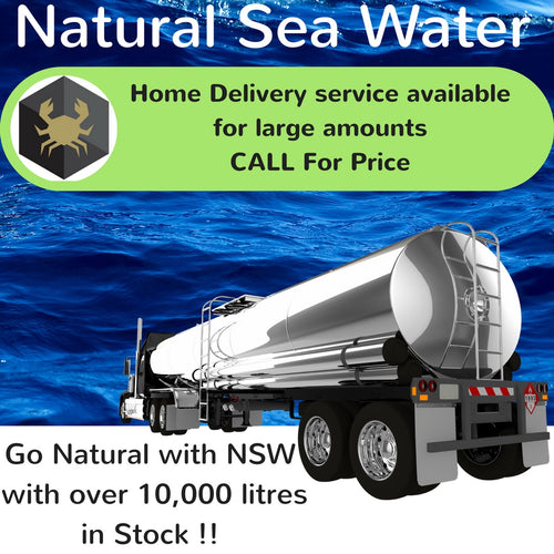 Natural Sea Water Per Litre