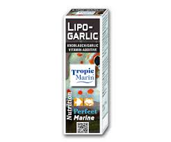Lipo Garlic for marine aquariums