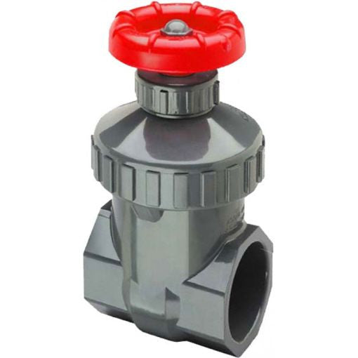 Slide Valve Solvent Weld PVC Fitting