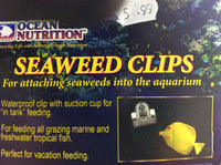 Sea weed clips