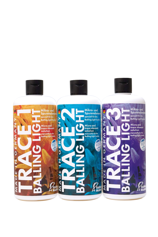 Fauna Marin BALLING TRACE 1,2,3, Elements 250ml