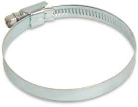 Mega Wormdrive hose clip steel 40 mm x 60 mm type W1 12 mm