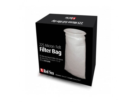 Filter Bag Sock FELT Red Sea 225Micron 4""