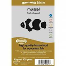 Gamma Frozen Food blister packs Chopped Muscle 100g